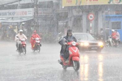 Tin bão số 10 - bão Nockten suy yếu thành áp thấp nhiệt đới