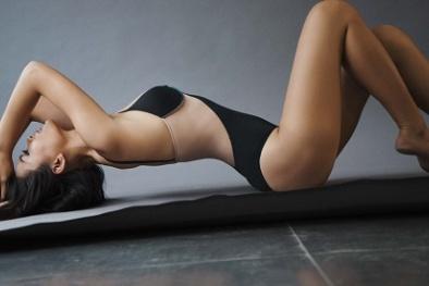 Mâu Thanh Thủy khoe thân hình nóng bỏng trong bộ ảnh bikini mới