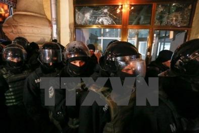 Ukraine bắt đối tượng âm mưu tấn công giống vụ đâm xe ở Berlin