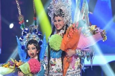 Gương mặt thân quen nhí: Thắng chung kết, cô trò Lê Giang ẵm giải 700 triệu đồng