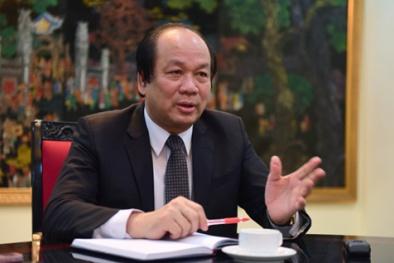 Bộ trưởng Mai Tiến Dũng: Quyền lợi của dân thì không có việc nhỏ