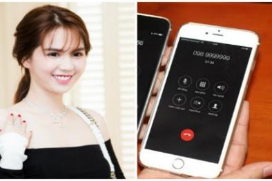 Chiếc sim 0989999999 giá 20 tỷ đồng đã được bán cho Ngọc Trinh