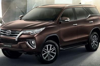 Toyota Fortuner 2017 chuẩn bị ra mắt thị trường Việt có gì hay?