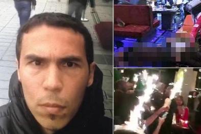 Tiết lộ vũ khí tấn công 'khủng' của nghi phạm xả súng hộp đêm ở Thổ Nhĩ Kỳ