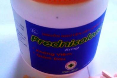 Cảnh báo thuốc chống viêm, giảm đau giả