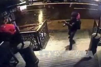 Vụ xả súng hộp đêm ở Thổ Nhĩ Kỳ: Tiết lộ dấu vết của thủ phạm