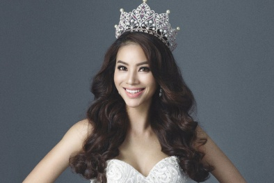 Thực hư thông tin Phạm Hương dự thi Hoa hậu Trái đất 2017