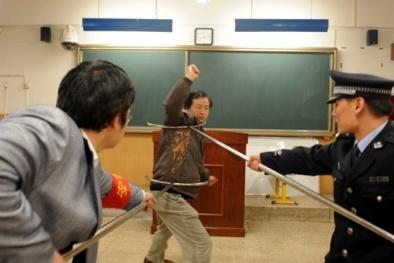 Trung Quốc: Tấn công dã man ở trường mẫu giáo làm nhiều trẻ em bị thương