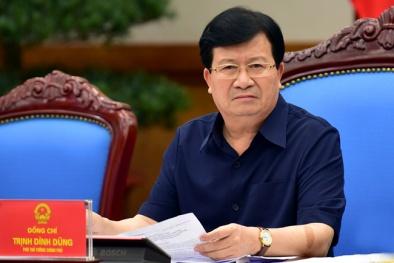 Phó Thủ tướng Trịnh Đình Dũng: Quản lý đô thị đang thiếu một 'đốc công'