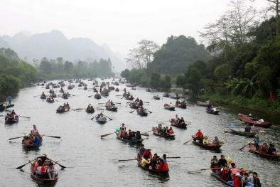 Tăng phí tham quan và vé đi đò Lễ hội chùa Hương, du khách nói gì ?