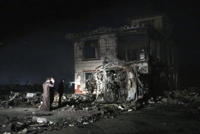 Đánh bom xe Baghdad, 60 người thương vong