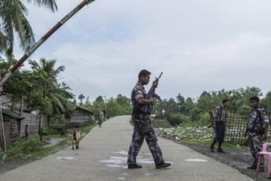 Myanmar: Bắt giữ nghi can tấn công đồn biên phòng