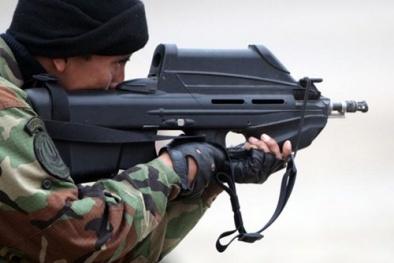Súng trường FN F-2000:  Vũ khí 'quái vật' hầm hố nhất của Bỉ