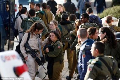 Vụ đâm xe ở Israel: Nhân chứng kể lại giây phút kinh hoàng