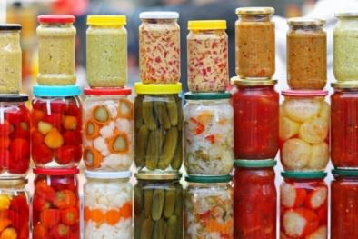 Quá nguy hiểm nếu 'nghiện' thực phẩm lên men ngày Tết