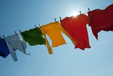 Làm thế nào để quần áo khô nhanh trong những ngày mưa?