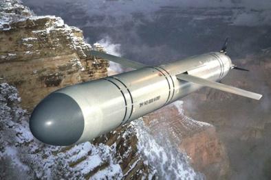 Thế giới 'choáng' với tên lửa hành trình 3M-14T Nga vươn xa 2.500km