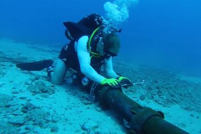 Chưa sửa xong cáp AAG, cáp quang biển IA lại bị đứt vị trí gần Hong Kong