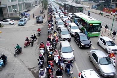 Điều chỉnh nhiều tuyến buýt trùng lộ trình với xe buýt nhanh ở Hà Nội