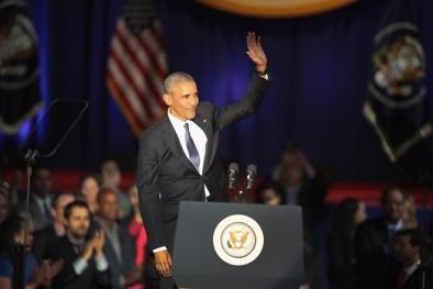 Nguyên văn bài phát biểu của ông Obama khi chia tay Nhà Trắng
