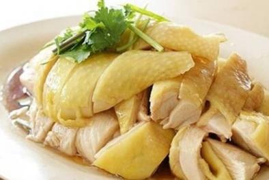 Bộ Y tế: Thịt gà nhiễm vi khuẩn kháng thuốc khủng khiếp nhất