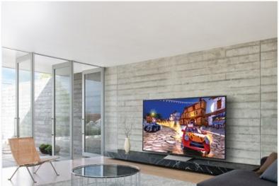 TV Bravia Android 4K HDR thu hút khách hàng trong dịp mua sắm Tết