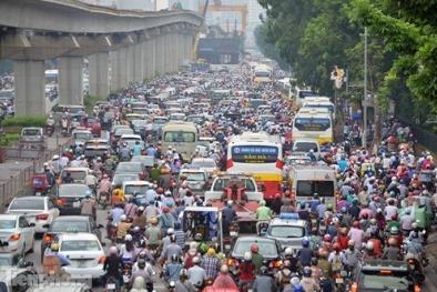 200.000 USD cho ý tưởng chống ùn tắc tại Hà Nội