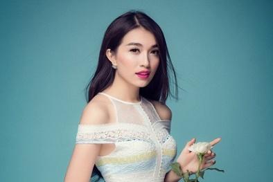 Lệ Hằng xuất hiện trên fanpage chính thức của Hoa hậu Hoàn vũ 2016