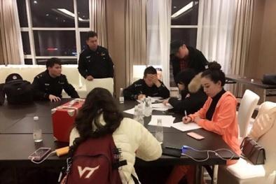 Ngọc Trân thi Miss City Tourims tại Trung Quốc bị mất 3000 USD