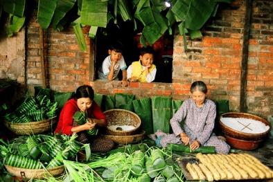 Xuân về, lang thang qua các miền ẩm thực của người Việt