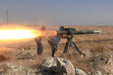 Tên lửa BGM-71 TOW: 'Sát thủ diệt tăng' đáng sợ nhất trong lịch sử