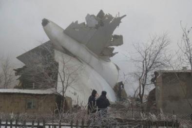 Cập nhật tin mới nhất vụ máy bay rơi 'cày nát' 15 nhà dân Thổ Nhĩ Kỳ