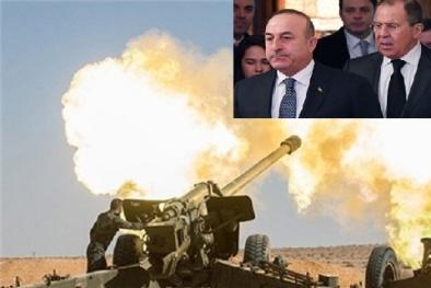 Chiến sự Syria mới nhất hôm nay ngày 16/1/2017