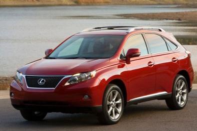 Toyota thu hồi gần 16.000 xe Lexus tại Trung Quốc do lỗi túi khí