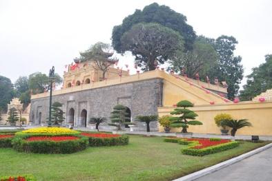Ngỡ ngàng với diện mạo mới của Đoan Môn - Hoàng Thành Thăng Long