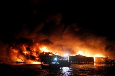 Phó Thủ tướng Trương Hòa Bình chỉ đạo làm rõ nguyên nhân cháy lớn ở Nha Trang