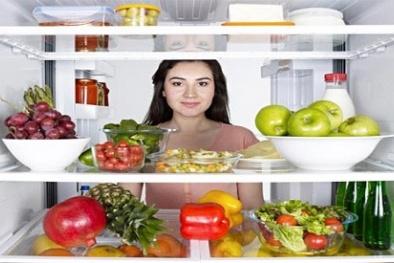 Cách bảo quản thực phẩm an toàn trong dịp Tết