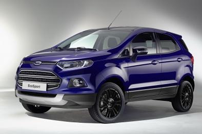 Có nên mua 2 chiếc ô tô bán chạy nhất thị trường Việt của Ford?