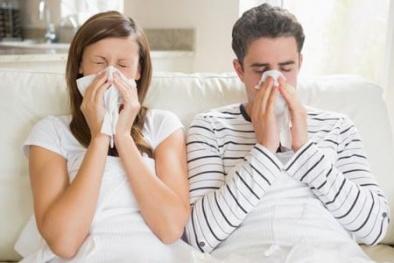 Hãy thận trọng với căn bệnh cảm cúm vào ngày Tết