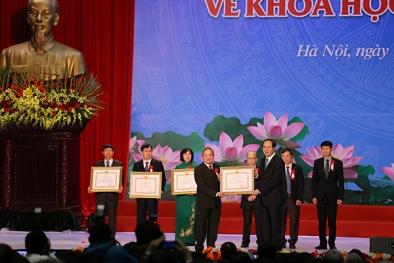 Công trình góp phần quan trọng định hình ngành khoa học vật liệu Việt Nam