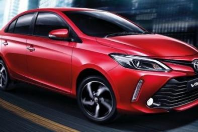 Toyota Vios 2017 giá chỉ từ 389 triệu đồng có gì hay?