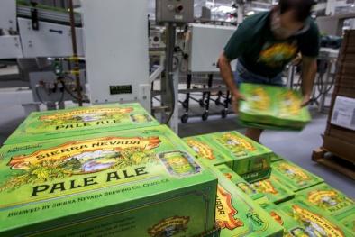 Công ty bia Sierra Nevada nổi tiếng 'dính' án thu hồi sản phẩm