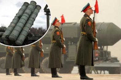 Tên lửa phòng không S-500 Nga không đối thủ nhờ hệ thống liên lạc siêu bảo mật mới