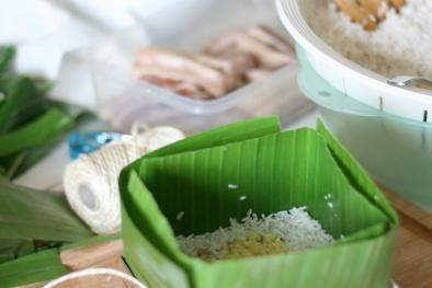 Nguồn gốc và ý nghĩa của bánh chưng ngày Tết không phải ai cũng biết
