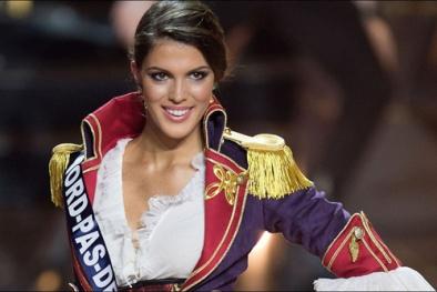 Khoảnh khắc Hoa hậu Pháp đăng quang Hoa hậu Hoàn vũ 2016