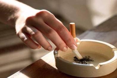 Từ 1/2 vứt tàn thuốc lá không đúng nơi quy định, phạt 1 triệu đồng