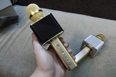 Micro karaoke và những hiểm họa bệnh tật