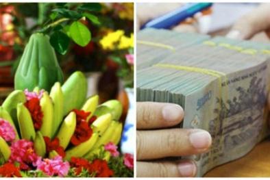 Những mặt hàng kinh doanh 'hái ra tiền' ngày Rằm tháng Giêng