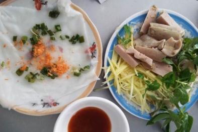 Bánh ướt Diên Khánh, món ngon không thể bỏ qua khi đến Nha Trang