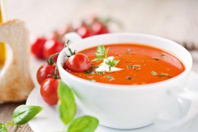 Tự nấu món súp tình nhân cho ngày Valentine 14/2 thêm lãng mạn